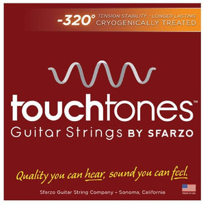 Sfarzo Touchtone Acoustic Guitar Strings - Medium 12-54 (Factory Seconds) - Music 440