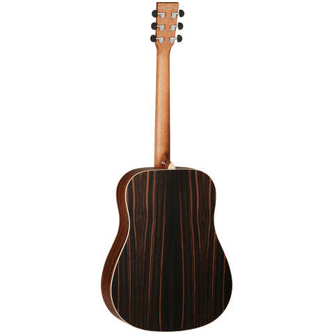 Image of Tanglewood TDBTDEB Discovery Exotic Dreadnought - Ebony - Music 440