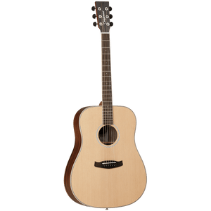 Tanglewood TDBTDEB Discovery Exotic Dreadnought - Ebony - Music 440