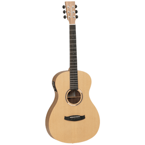 Tanglewood TDBTPEHR Discovery Exotic Parlour Acoustic Electric - Hawaiian Rainwood - Music 440