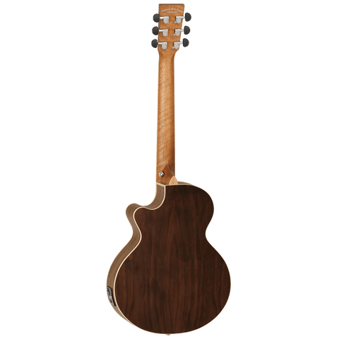 Image of Tanglewood TDBTTCEBW Discovery Exotic Traveller C/E - Black Walnut - Music 440