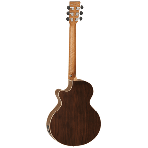 Tanglewood TDBTTCEBW Discovery Exotic Traveller C/E - Black Walnut - Music 440