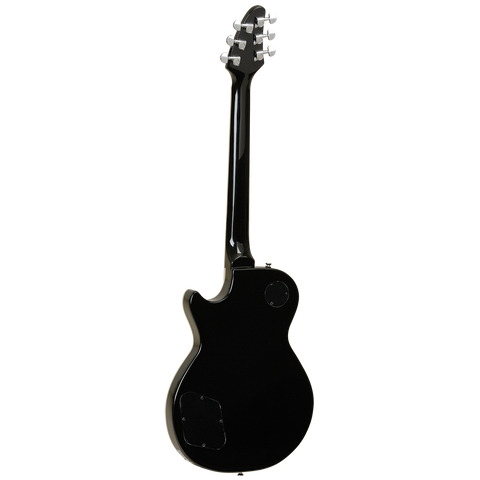 Tanglewood TE3EB Stiletto Electric Guitar, Techwood Fingerboard - Ebony - Music 440