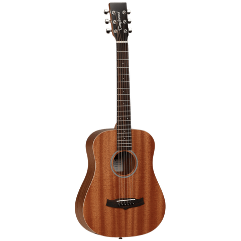 Image of Tanglewood TW2T Winterleaf Traveller w/Bag - Mahogany - Music 440