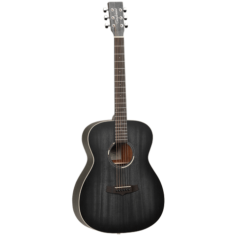 Image of Tanglewood TWBBO Blackbird Orchestra Acoustic - Smokestack Satin - Music 440