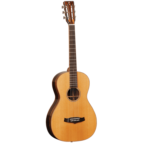 Image of Tanglewood TWJPE Java Parlour Acoustic Electric Guitar - Music 440