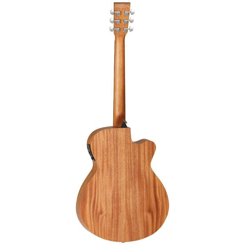 Image of Tanglewood TWR2SFCELH Roadster II Superfolk Cutaway w/Pickup - Left Handed - Music 440