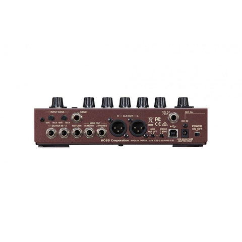 Image of BOSS AD-10 Acoustic Preamp/DI w/Effects - Music 440
