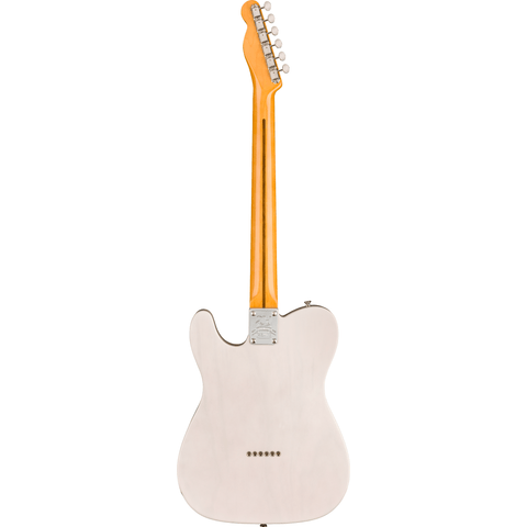 Image of Fender 70th Anniversary Esquire, Maple Fingerboard - White Blonde - Music 440