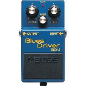 BOSS BD2 Blues Driver - Music 440