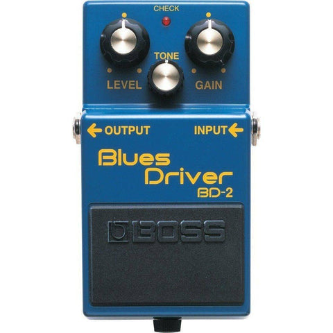 Image of BOSS BD2 Blues Driver - Music 440