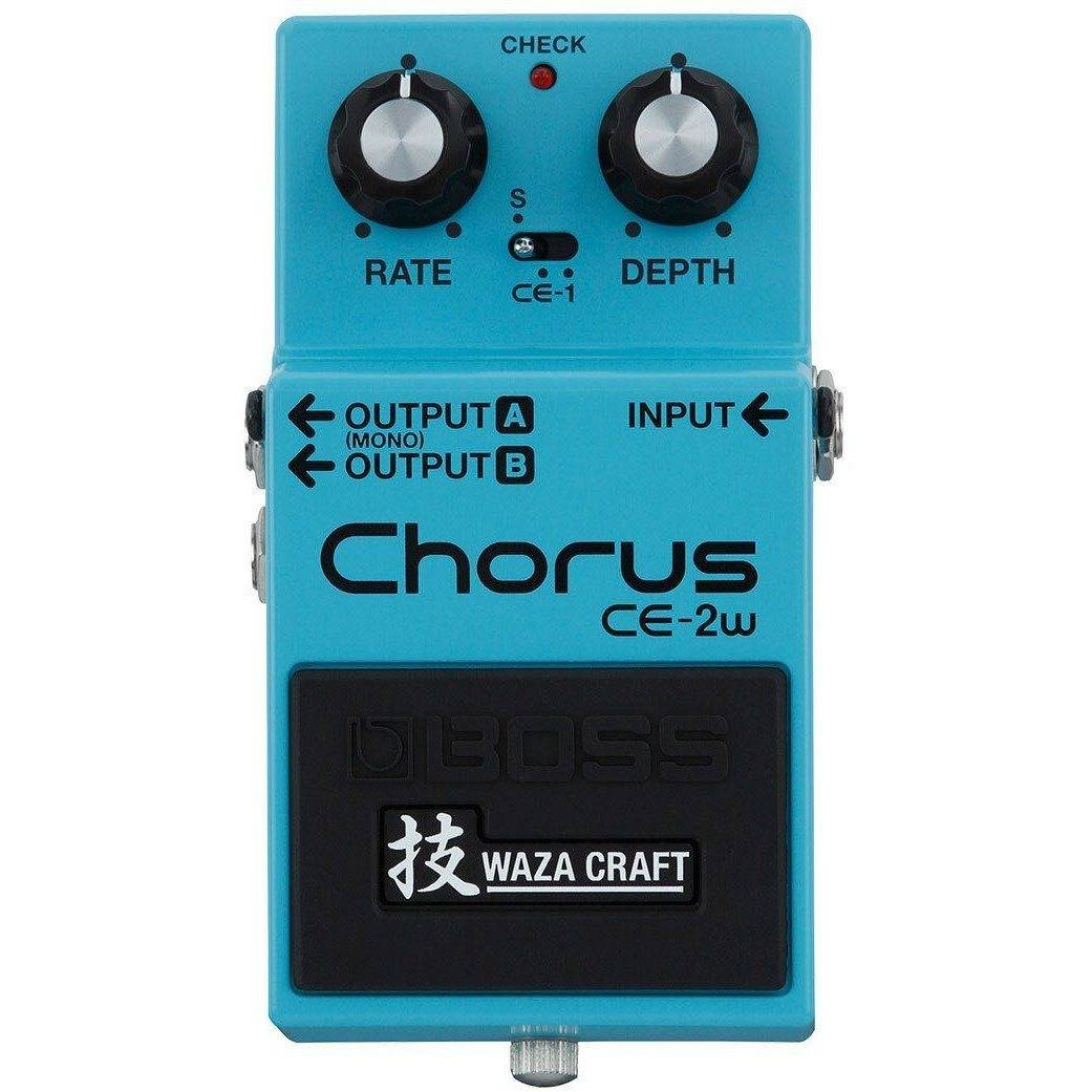 BOSS CE2W Chorus Effect Pedal - Music 440