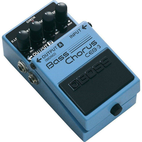 Image of BOSS CEB3 Bass Chorus Pedal - Music 440