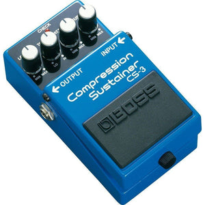 BOSS CS3 Compression Sustainer Pedal - Music 440