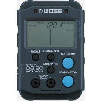 BOSS DB30 Dr Beat Rhythm Device Metronome - Music 440