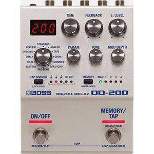 BOSS DD200 Digital Delay - Music 440