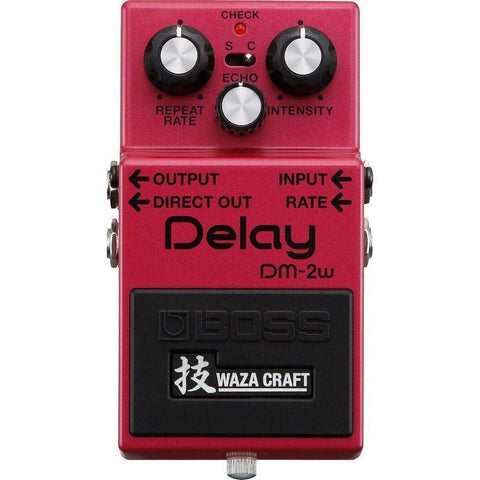 Image of BOSS DM2W Delay Pedal - Music 440