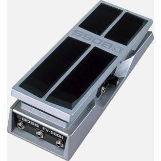 Image of BOSS FV500H Volume Pedal - Mono, High-Impedance - Music 440