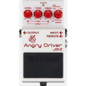 BOSS-JHS Limited Edition JB-2 Angry Driver - Music 440
