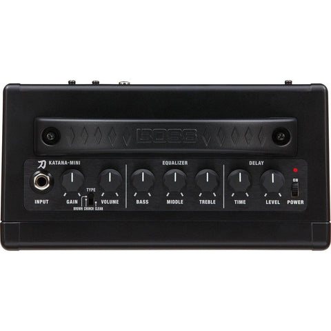 Image of BOSS KATANA-MINI Guitar Amplifier - Music 440