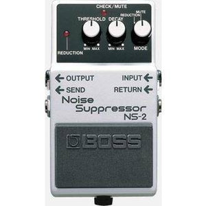 Boss NS2 - Compact Noise Suppressor Pedal - Music 440