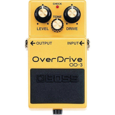 Image of BOSS OD3 Overdrive Pedal - Music 440