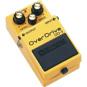BOSS OD3 Overdrive Pedal - Music 440