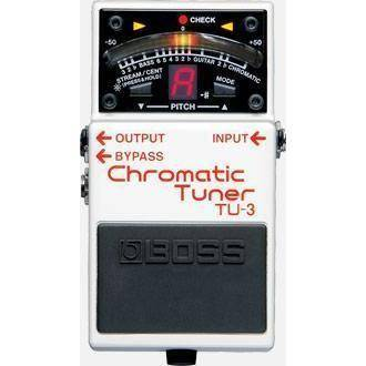 Boss TU3 Chromatic Pedal-Style Stage Tuner - Music 440