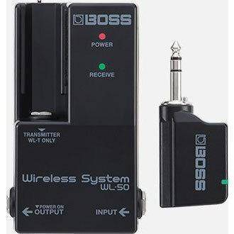BOSS WL50 Wireless Guitar System for Pedalboards - Music 440