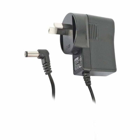 Carson RPC90 Switch Mode AC-DC Power Adapter - 9vDC 500mA Center Negative Female Plug - Music 440