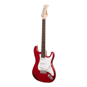 Casino ST-Style Electric Guitar Set - Candy Apple Red - Music 440