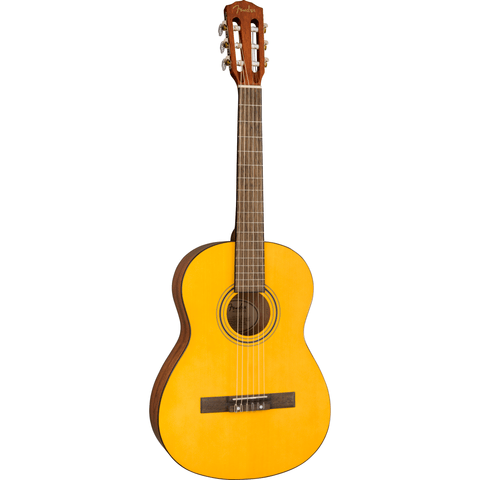 Image of Fender ESC-80 3/4 Size Classical Guitar - Music 440