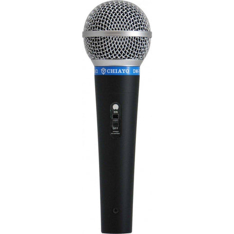 Chiayo DM708 Dynamic Handheld Microphone w/Switch & Cable - Music 440