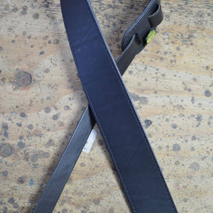 Colonial Leather 2.5 Inch Guitar Strap Suede Backed - Music 440