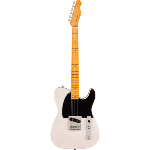 Fender 70th Anniversary Esquire, Maple Fingerboard - White Blonde - Music 440
