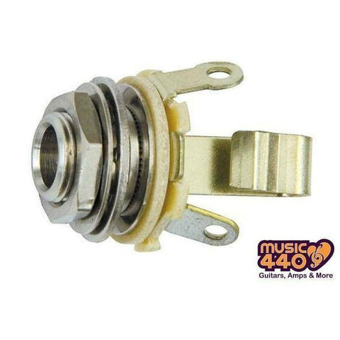 "Dimarzio Switchcraft 6.3mm (1-4"") Jack Socket - Mono - Music 440"