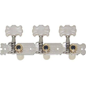 Dr. Parts 35mm Nickel Plated Classical Machine Heads - Music 440