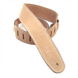 "DSL Straps 2.5"" Triple Ply Beige - Music 440"
