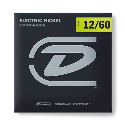Image of Dunlop Performance+ Electric Guitar Strings - Various Gauges - Music 440