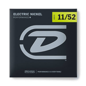 Jim Dunlop Performance+ Electric Guitar Strings - Various Gauges - Music 440