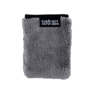 "Ernie Ball 12"" x 12"" Ultra-Plush Microfiber Polish Cloth - Music 440"