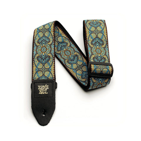 Ernie Ball Classic Jacquard Guitar Strap - Various Designs - Music 440