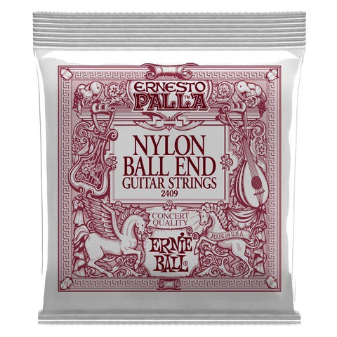 Image of Ernie Ball Ernesto Palla Nylon Classical Guitar Strings - Various - Music 440