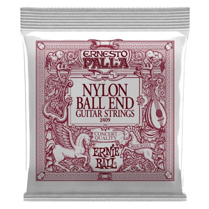Ernie Ball Ernesto Palla Nylon Classical Guitar Strings - Various - Music 440