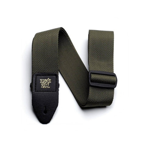 Ernie Ball Polypro Guitar Strap – Various Colours - Music 440