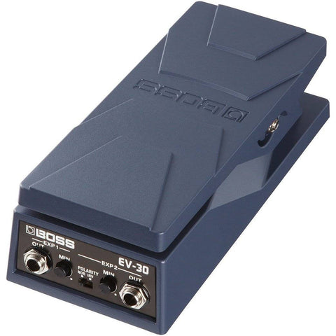 Image of BOSS EV-30 Expression Pedal - Music 440