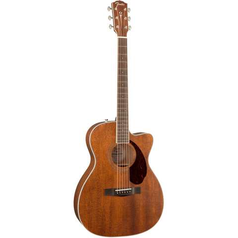 Image of Fender PM-3 Triple-0 All-Mahogany Acoustic Guitar - Music 440
