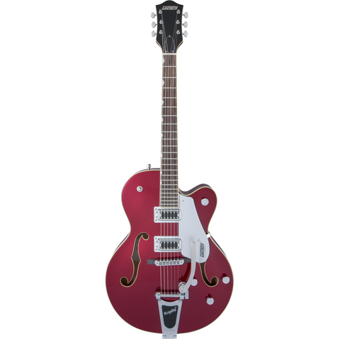 Image of Gretsch G5420T Electromatic Hollow Body Single-Cut w/Bigsby, Rosewood Fingerboard - Candy Apple Red - Music 440