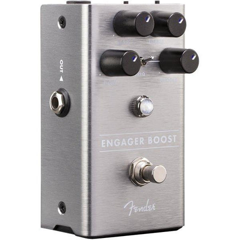 Fender Engager Boost Pedal - Music 440