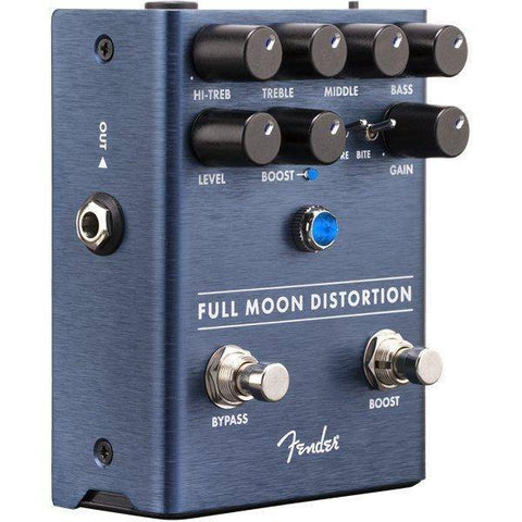 Image of Fender Full Moon Distortion Pedal - Music 440
